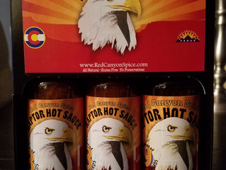 3 Pack for National Hot Sauce Day!