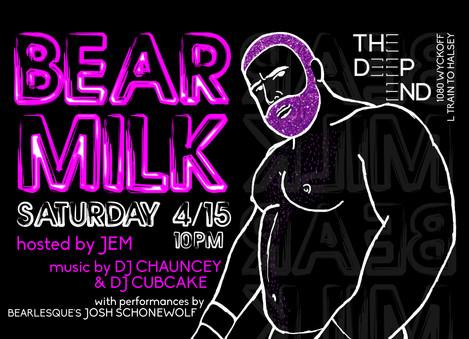 bear milk nyc