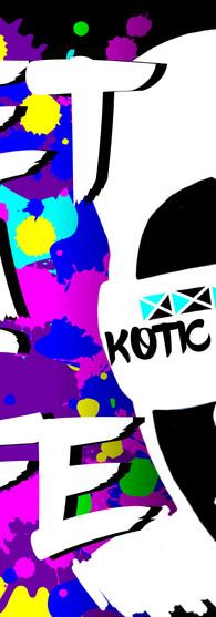 "Kotic Couture ""Get Ya Life"" Single art"