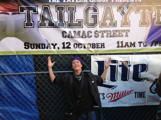 Tailgayte Camac OUTfest 2014