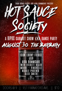 hot sauce society party