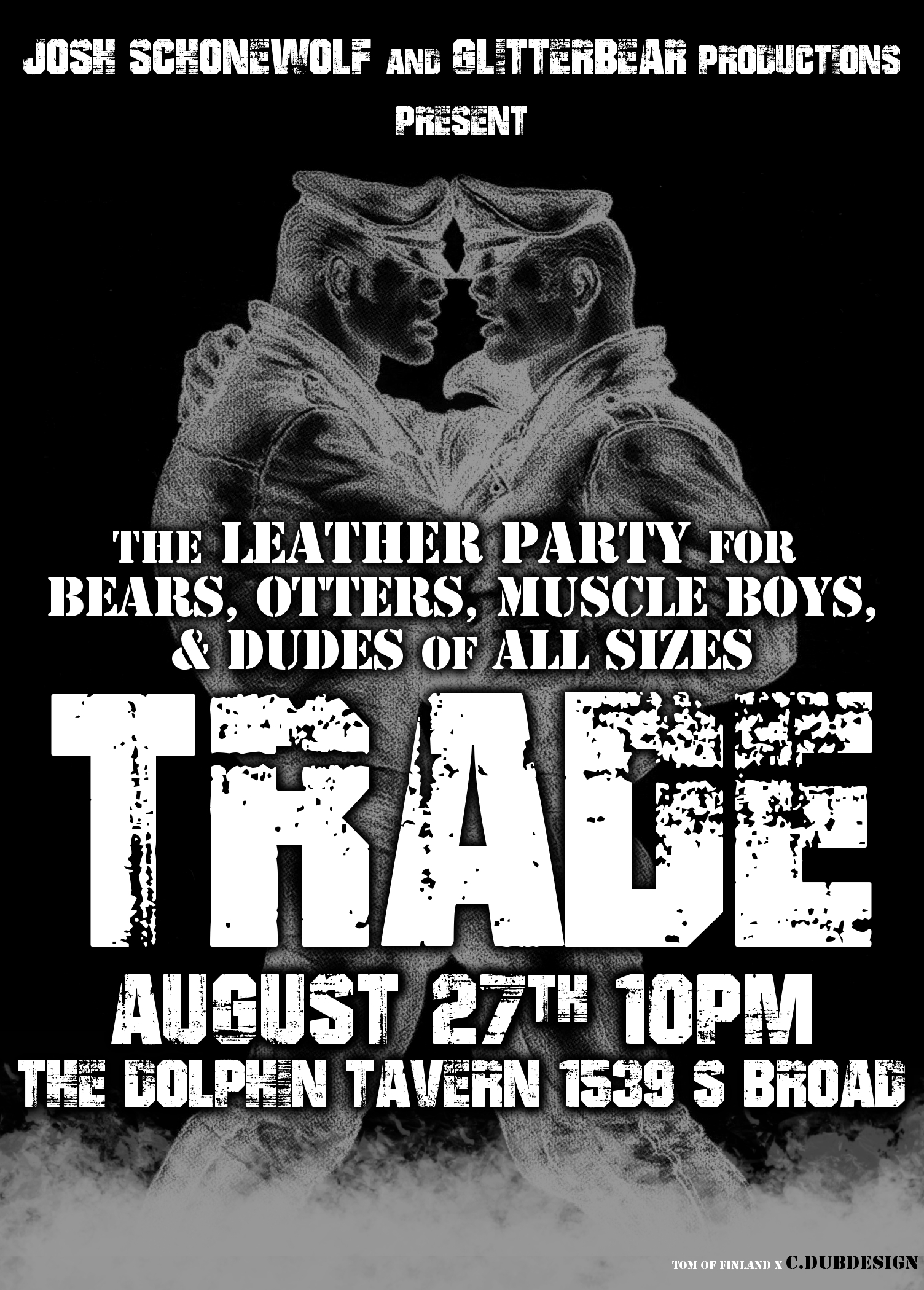 TRADE Leather Party