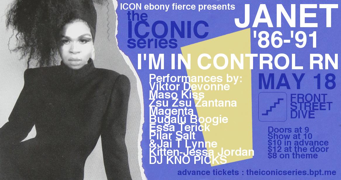 Icon Ebony Fierce - iconic series