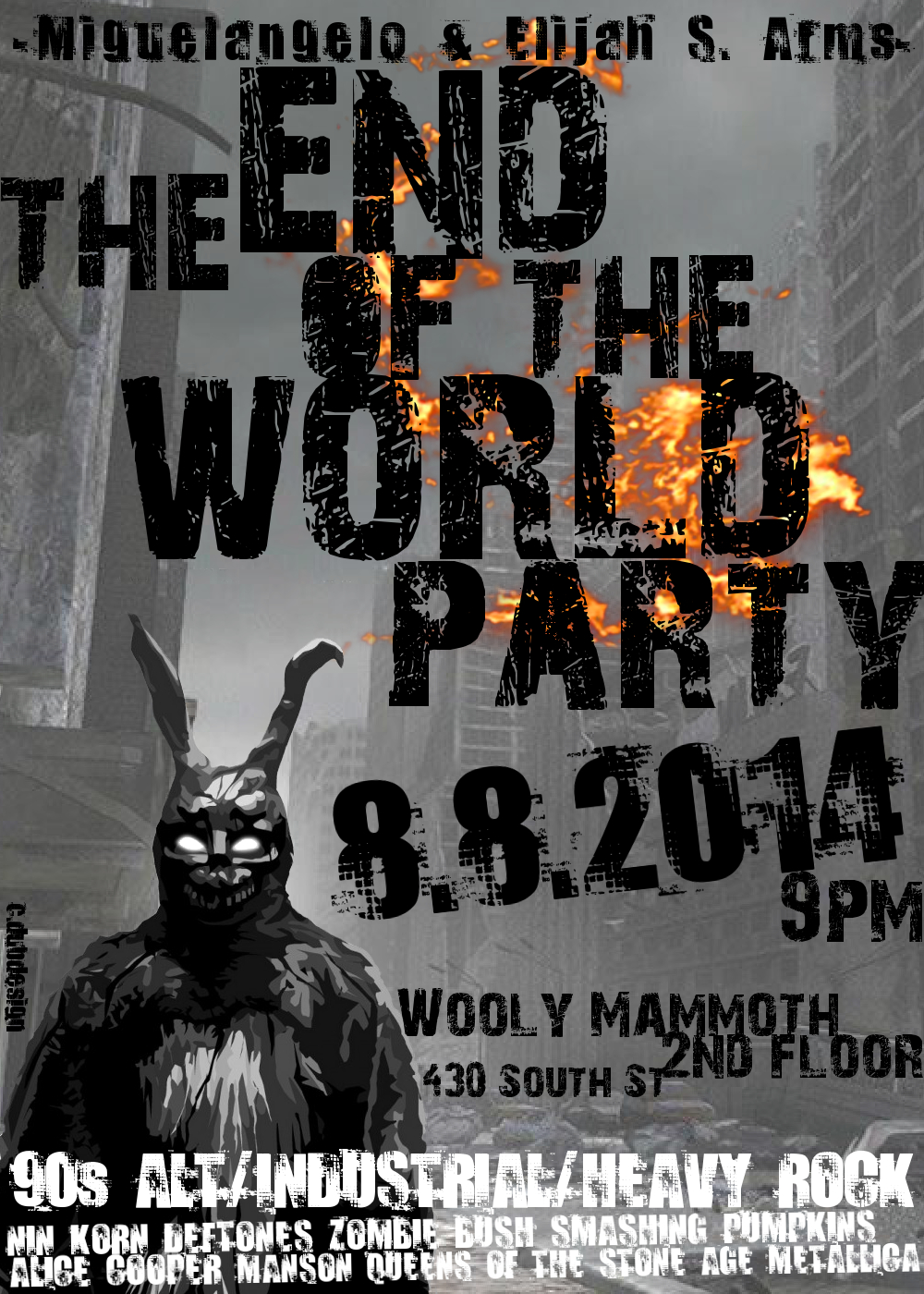The End of the World Party