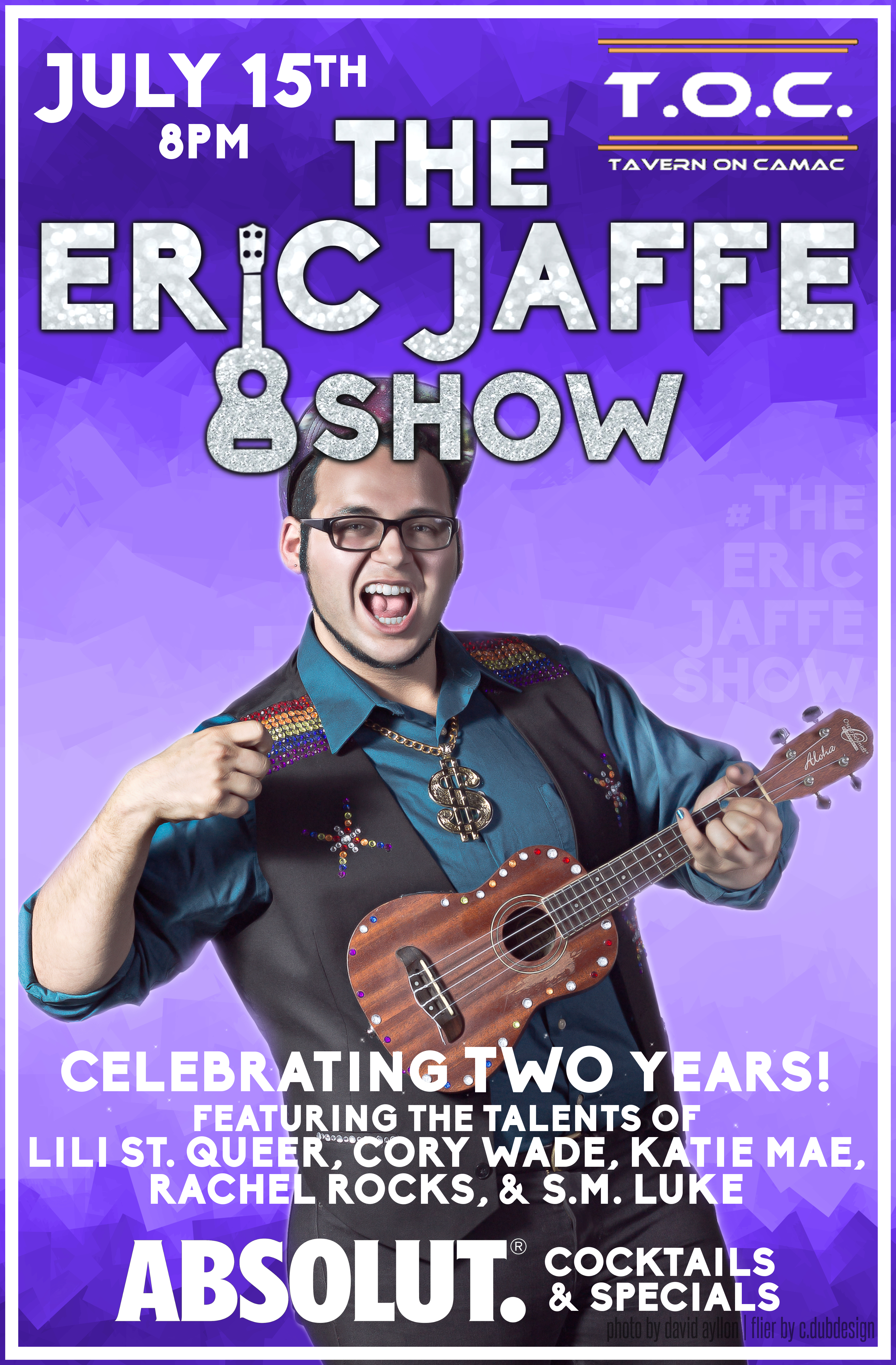 The Eric Jaffe Show 2 Years