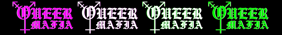 Queer Mafia Clothing on Teespring