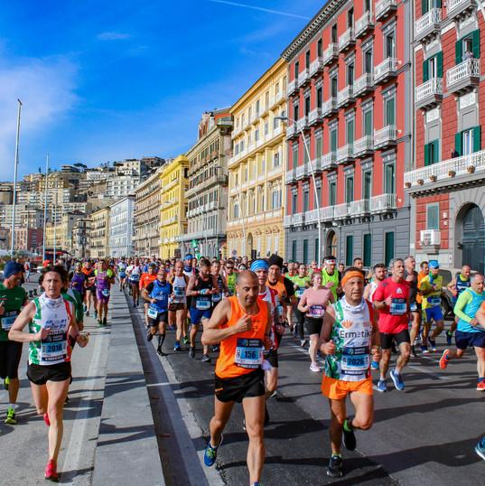 Napoli CIty Half Marathon 2020