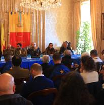 Conferenza Palazzo San Giacomo