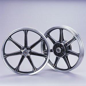 Y'S Gear Cast wheel set