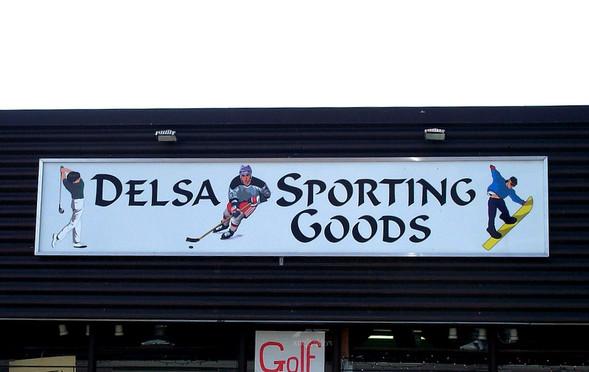Delsa Sporting Goods