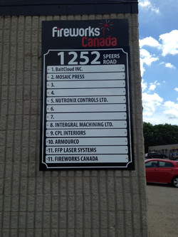 New Sign 1252