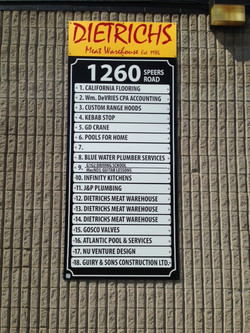 New Sign 1260
