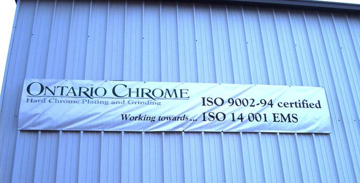 Ontario Chrome