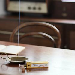 原材料にこだわった高品質な日本製のお香★お香りらく