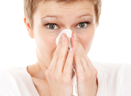Sniffles, Sneezes and the Pelvic Floor