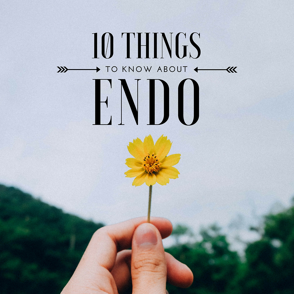 7 Things to Know about Endo