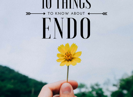 10 Things to Know about Endo
