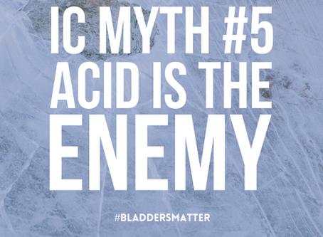 IC Myth #5: Acid is the Enemy