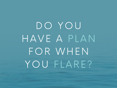 What Can I Do for a Pelvic Pain Flare?