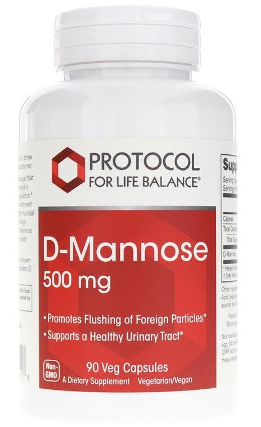 D-Mannose for Urinary Tract Infection