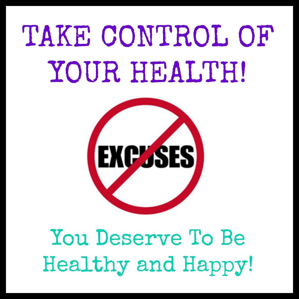 Take Control of your Health!