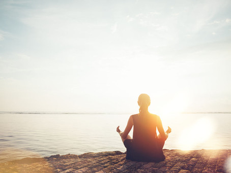Meditation for IC?  It's not all in your head!