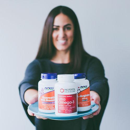 Pelvic Health Supplement Bundle