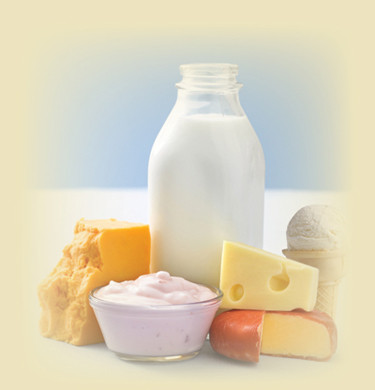 Dairy Free for Pelvic Health