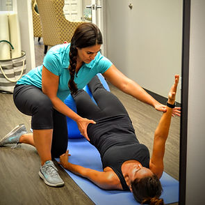 Pelvic Floor Physical Therapy for Post-Natal Health