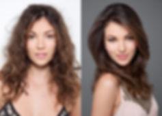 ENVY Salon, hairdressers, Tauranga, permanent hair straightening, kerating, blowout