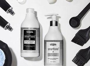 loreal smartbond, envy salon, hairdresse