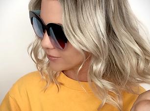 blonde highlights, ENVY Salon, Tauranga,