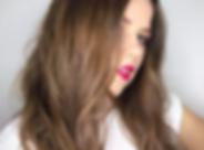 retouch colour, envy salon, brunette, ha