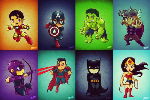 O Que Eu Aprendi Com A Marvel Quadrinhos E Super Herois