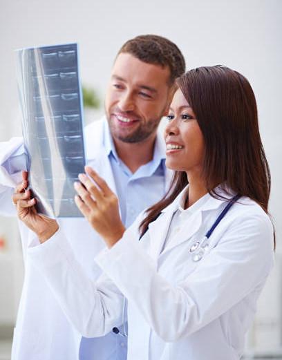 Board Certified Radiologists