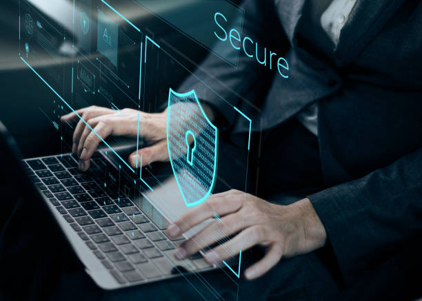 Secure Electronic Data Storage