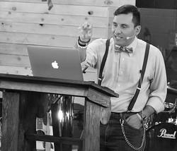 Pastor Christian Preaching