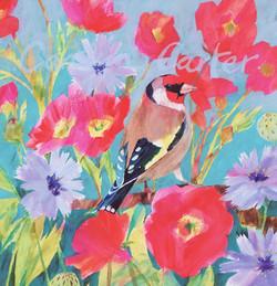 Goldfinch by Carolyn Carter