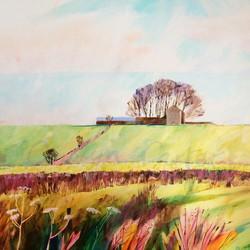 Horizon Barn by Carolyn Carter