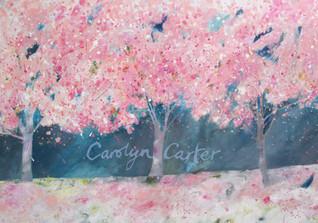 Blossom Three - available £650