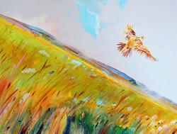Lark's Flight by Carolyn Carter