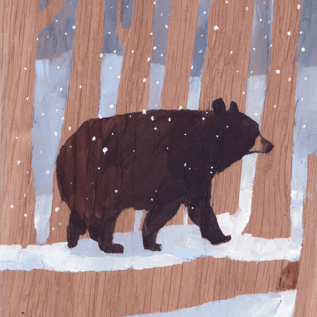 Winter Bear 2