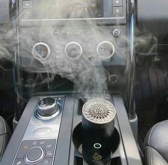 Car Oud burner