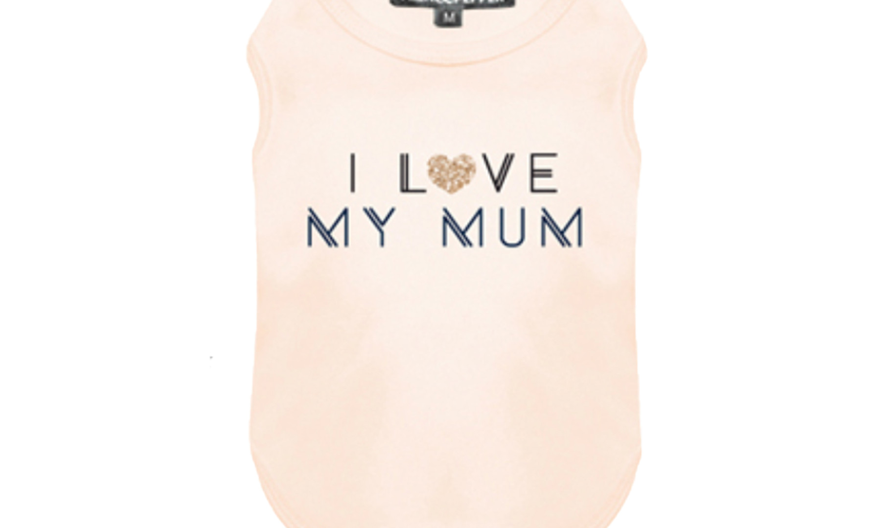 T-shirt I love my mum