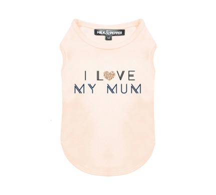 T-shirt I love my mum