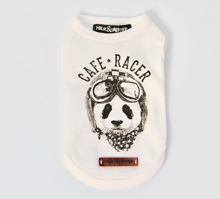 T-shirt Cafe Racer