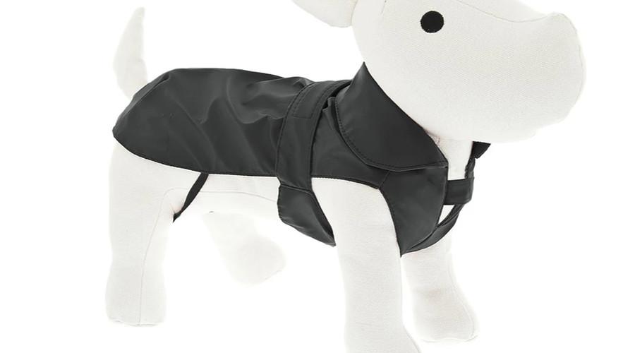 Imperméable Pocket noir