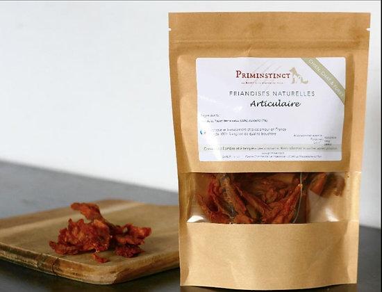 Friandises articulaires 100% artisanales poulet et curcuma