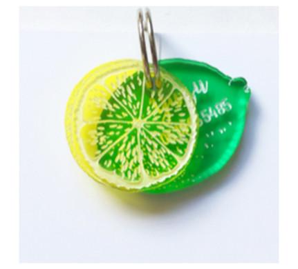 Médaillon citron vert