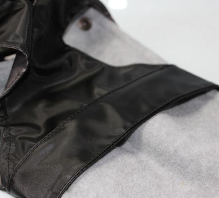 Imperméable Belfast Plus noir
